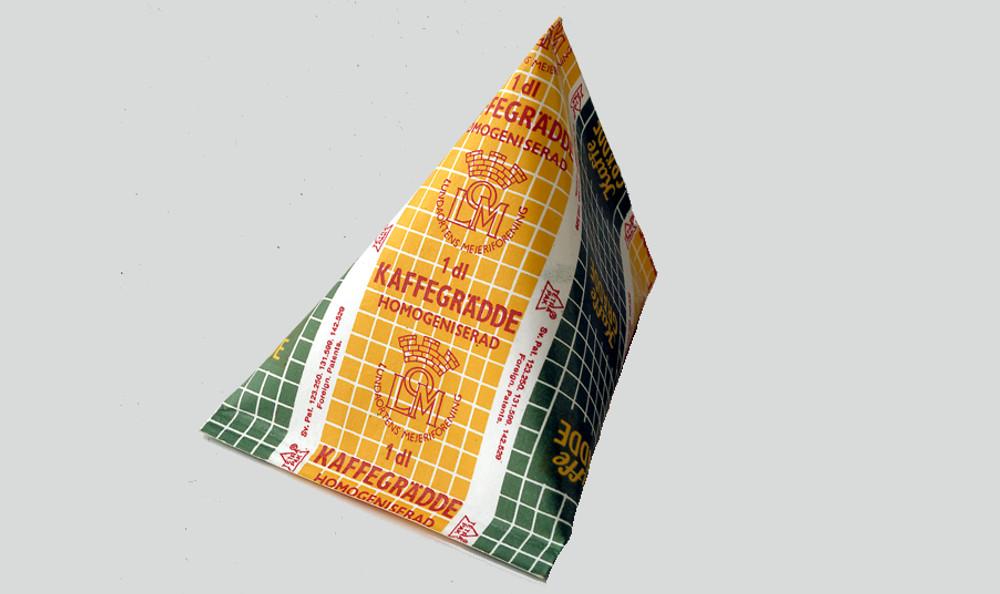 Das erste Tetra Pak