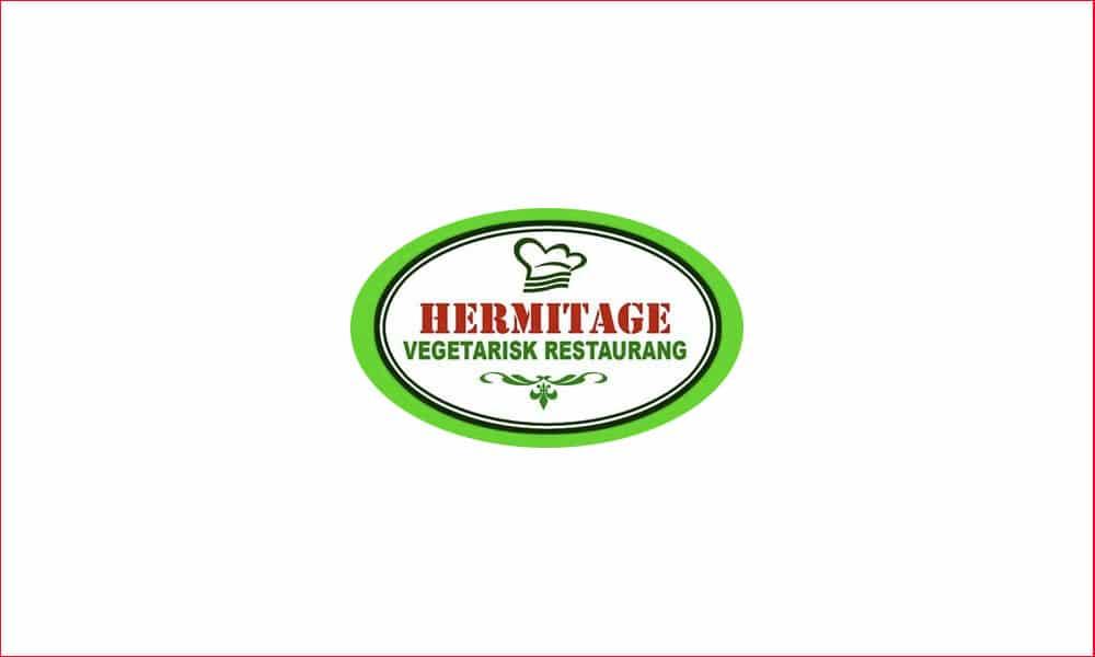 Logo Hermitage Vegetarisk Restaurant