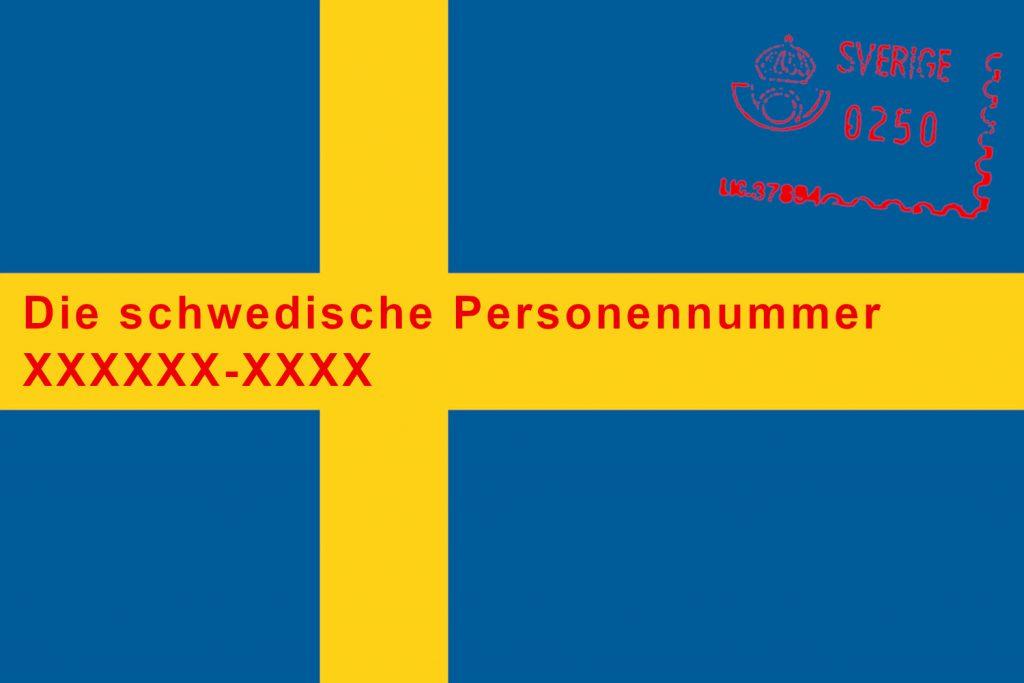 Die schwedische Personennummer